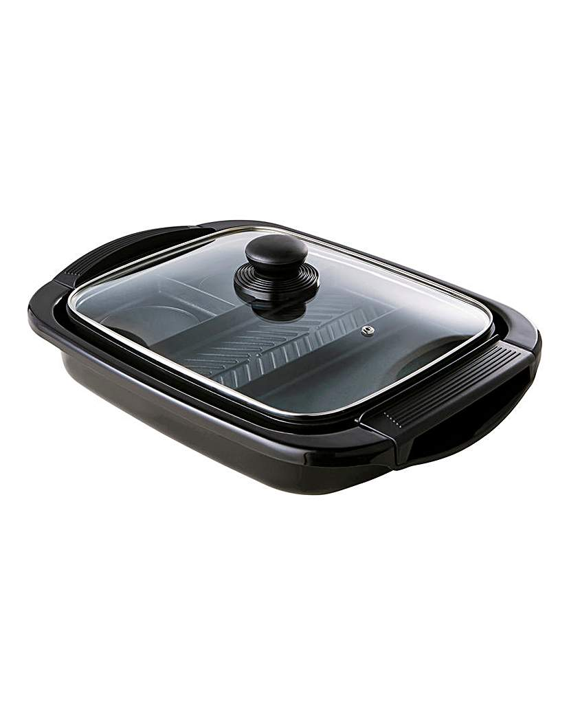 Image of 4 in 1 Multi-Function Electric Pan