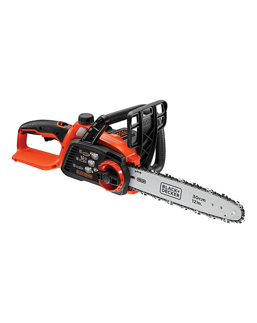 Image of Black & Decker Cordless Chainsaw
