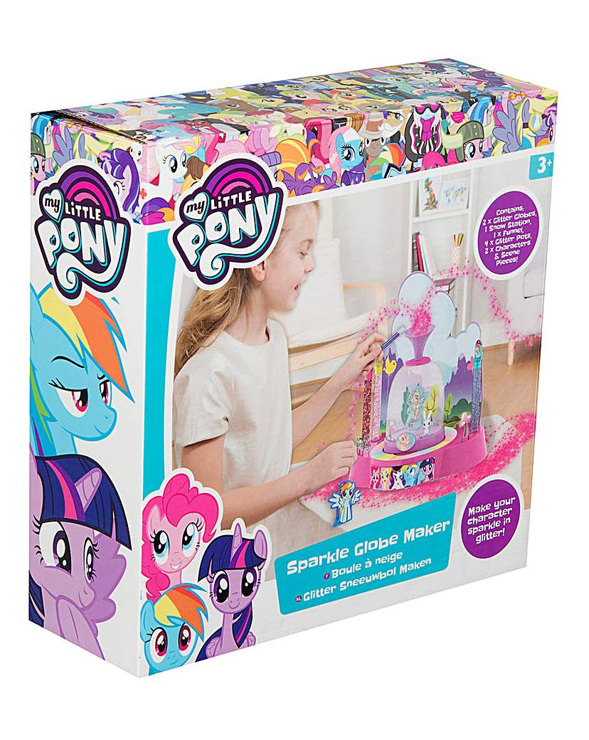 Image of My Little Pony Sparkle Globe Maker