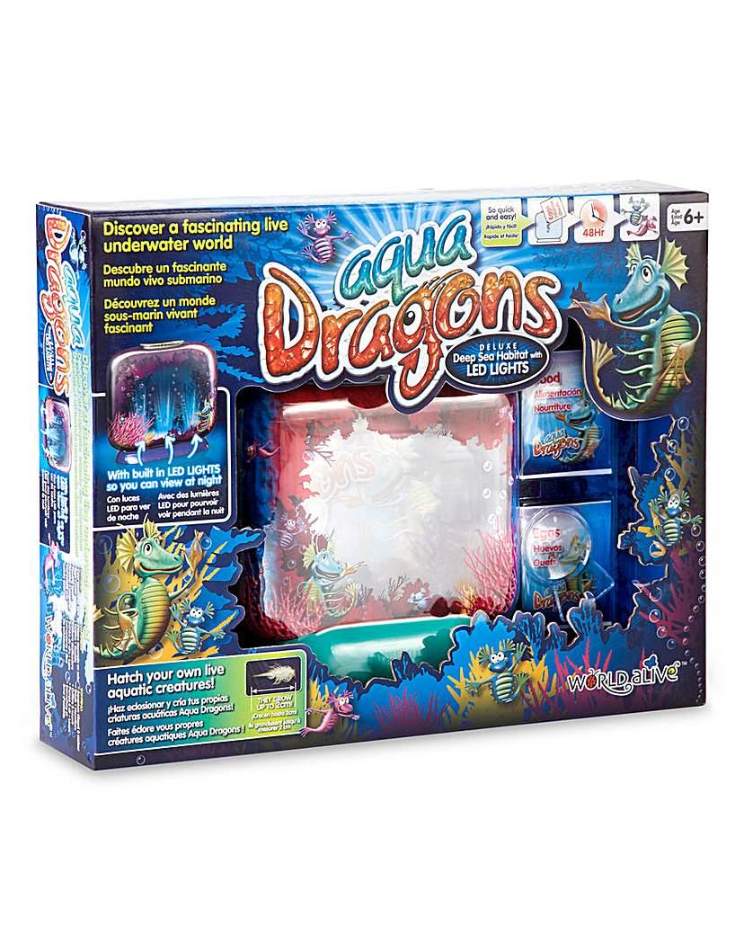 Image of Aqua Dragons Deluxe