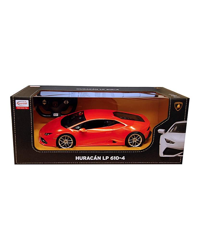 Image of 1/14 Lamborghini Huracan LP610-4