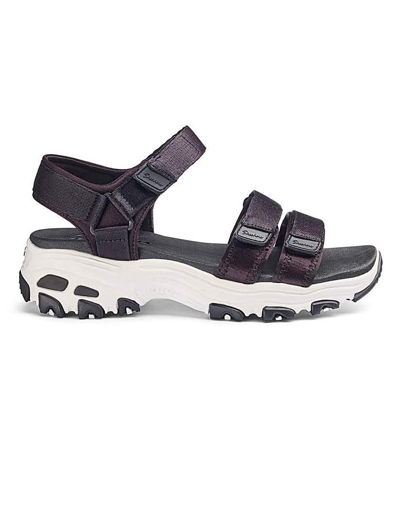 Skechers Skechers D'Lites Fresh Catch Sandals