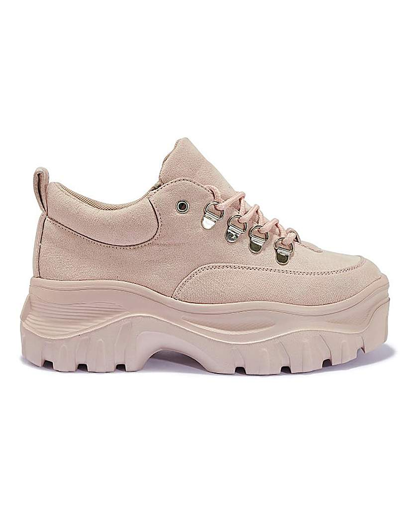 Simply Be Alma Chunky Trainers Standard Fit