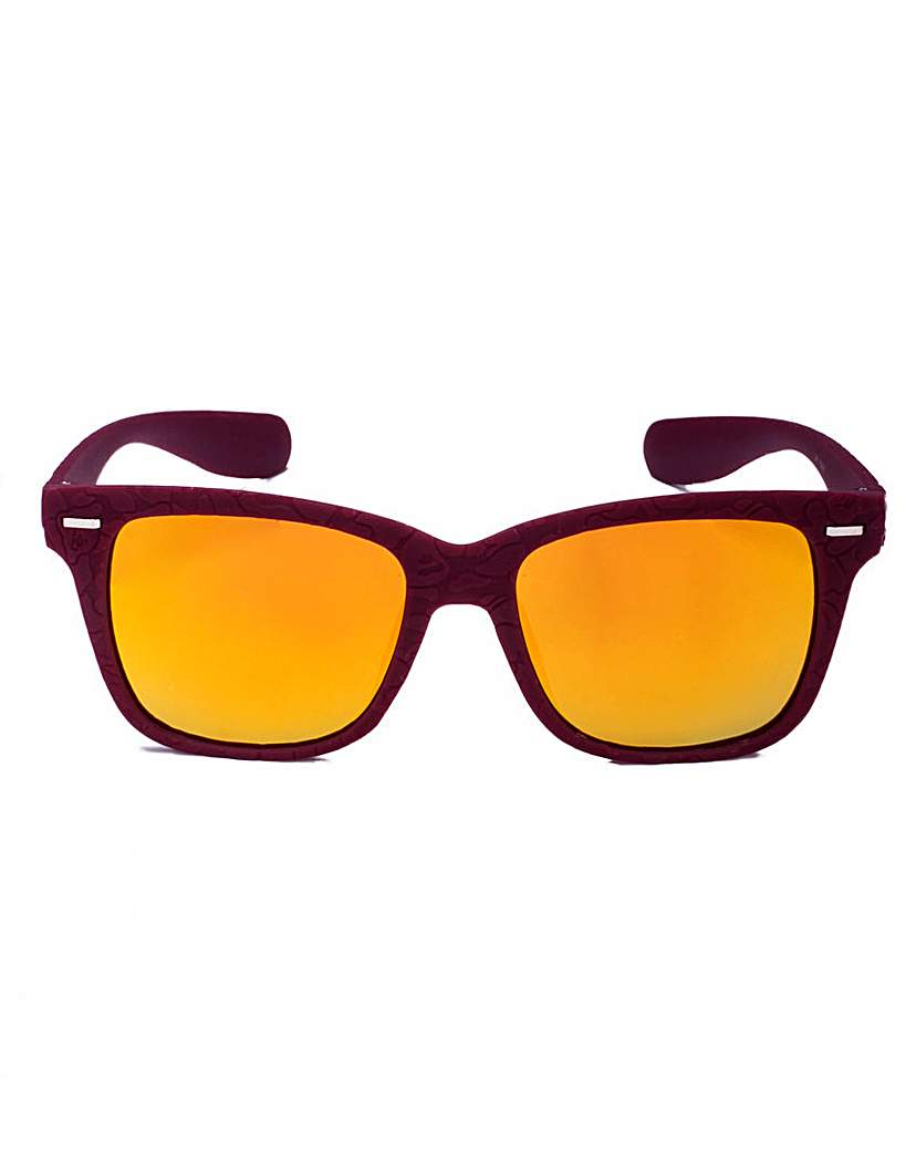 Divine Dixie Retro Red Sunglasses