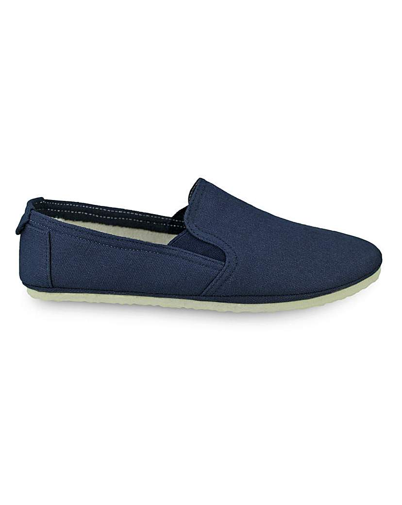 Simply Be Nala Slip on Shoes Standard Fit