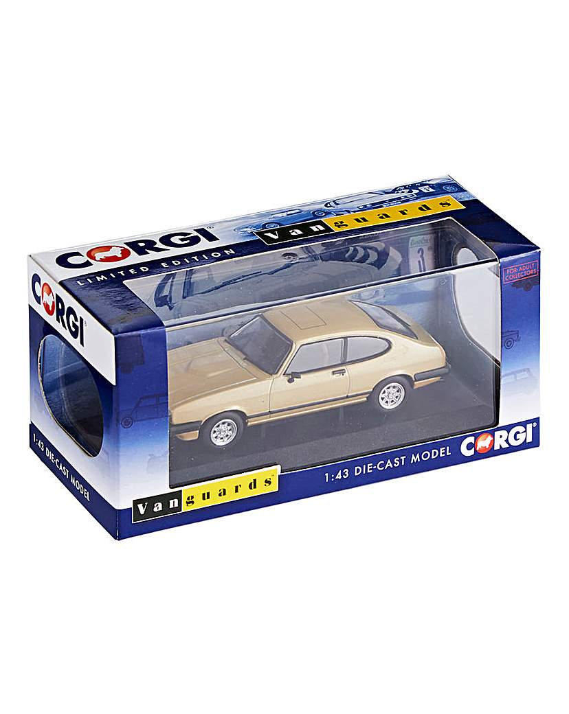 Image of Hornby Vanguard Ford Capri Scale Model