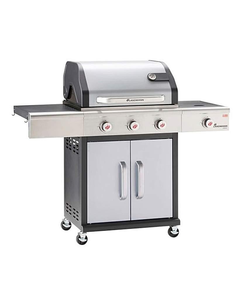 Image of Landmann Triton 3.1 3 Burner Barbecue