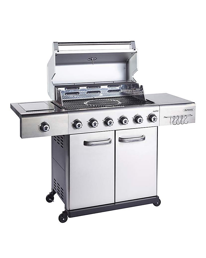 Image of Outback Jupiter 6 Burner Gas Barbecue