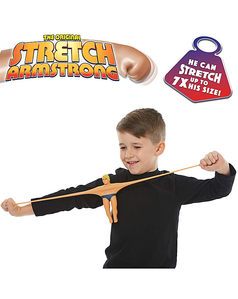 Image of Mini Stretch Armstrong