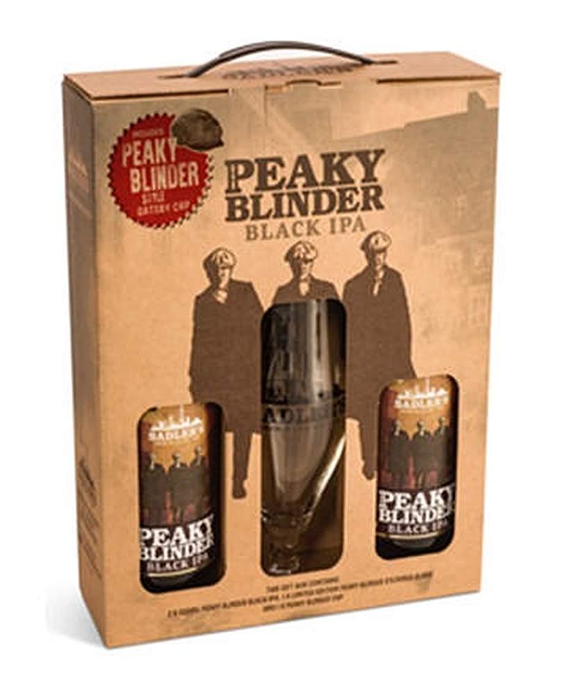 HALEWOOD Peaky Blinder Ale and Cap Gift Pack