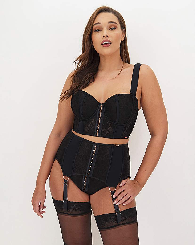 Figleaves Curve Figleaves Curve French Kiss Suspender