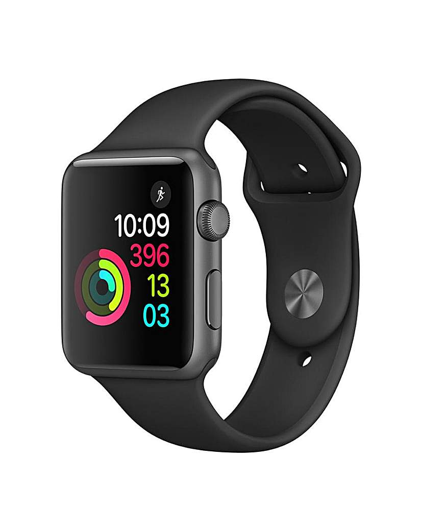 Apple Watch Series 1, 42mm Black Sport cheapest retail price