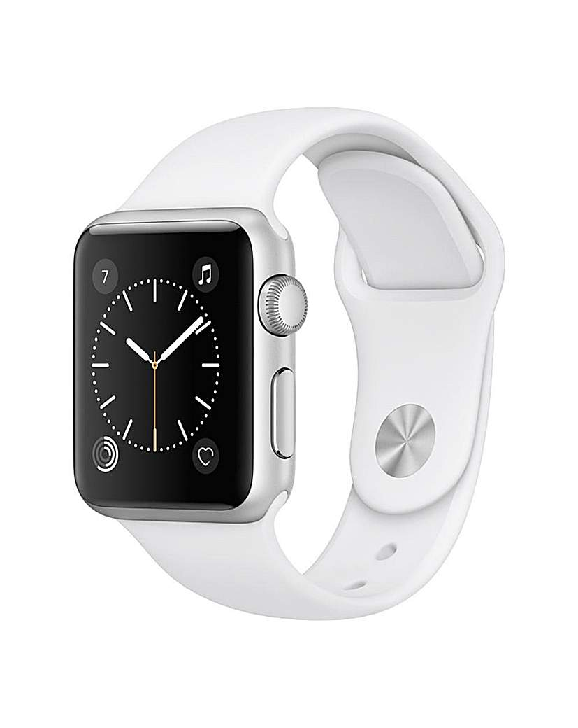 Apple Watch Series 1 38mm White Sport cheapest retail price
