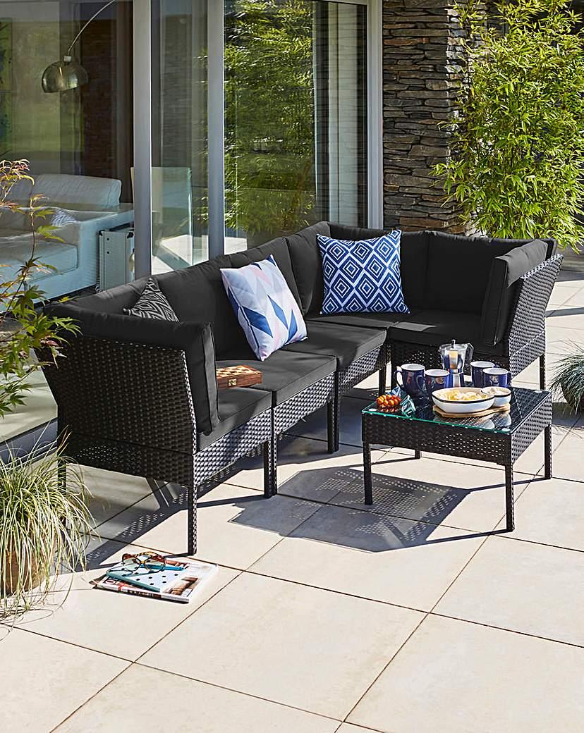 Image of Panama Corner Sofa Set
