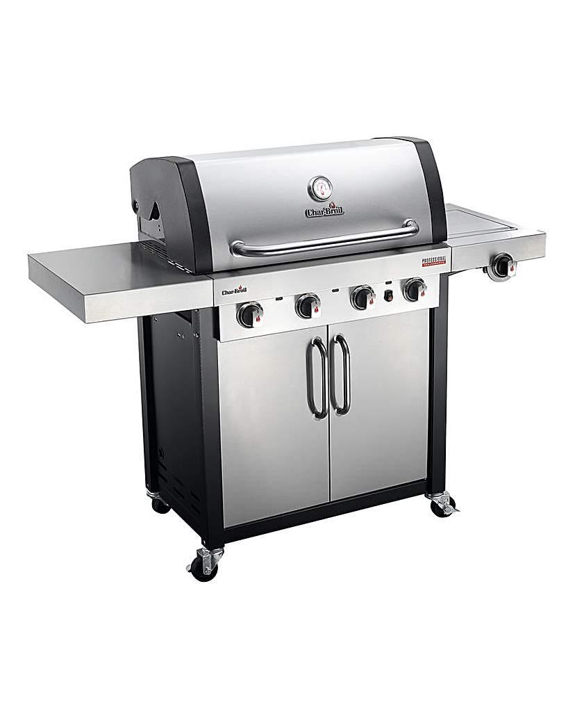 Char-broil Professional 4-Burner BBQ