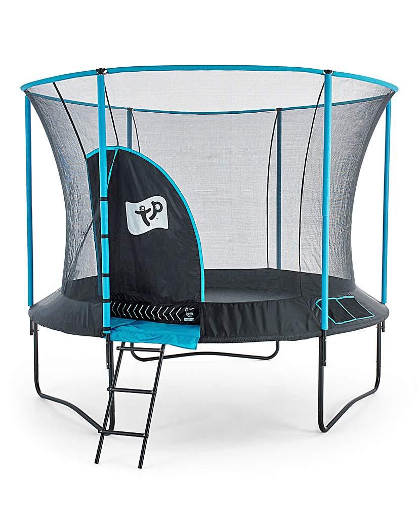 Image of TP 10ft Genius Round Trampoline