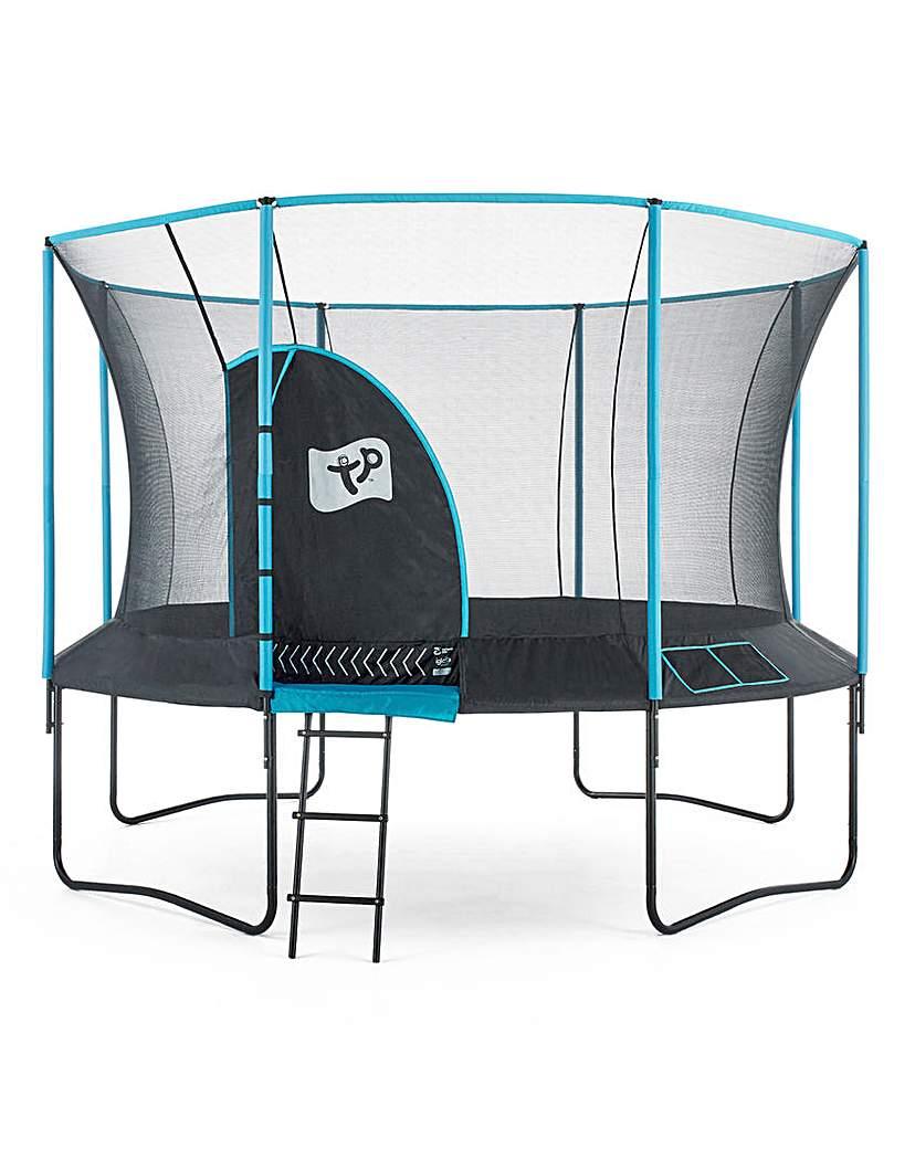 Image of TP 12ft Genius Round Trampoline
