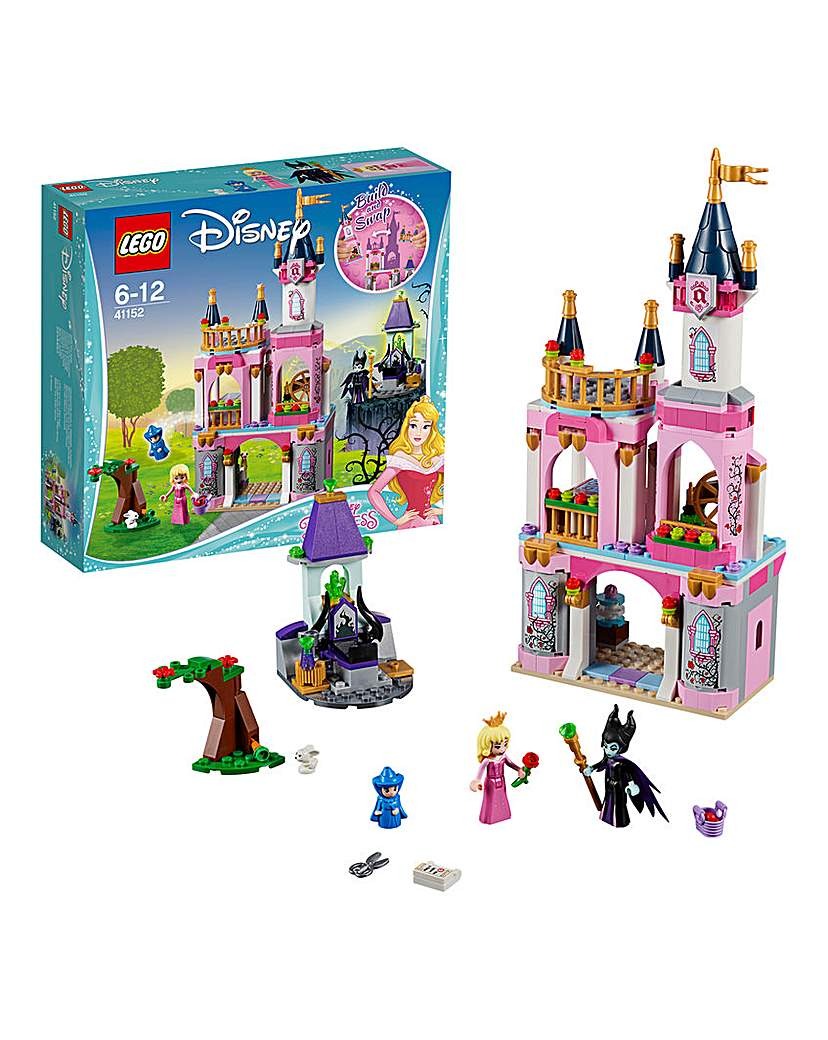 LEGO Disney Sleeping Beauty\'s Castle
