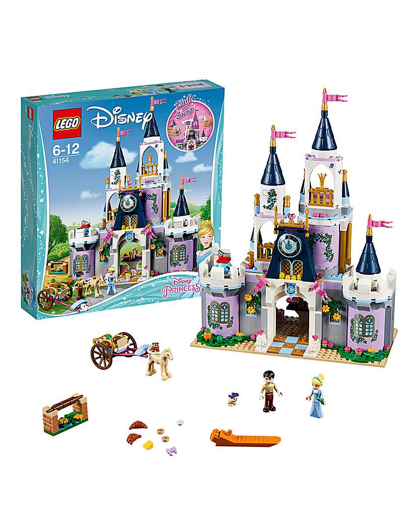 LEGO Disney Cinderella\'s Dream Castle