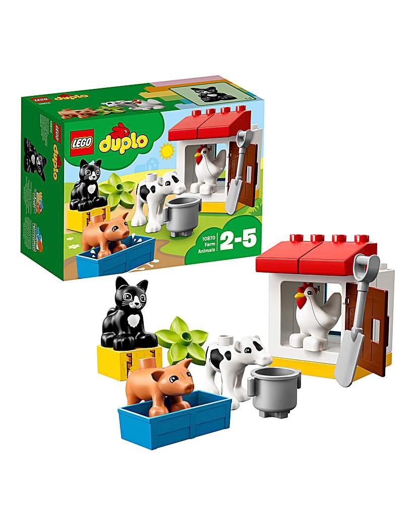 Image of LEGO Duplo Farm Animals