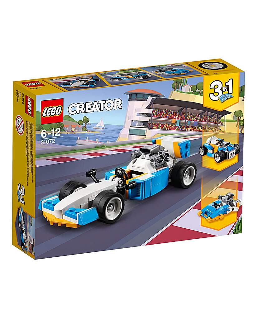 Image of LEGO Creator Extreme Engines