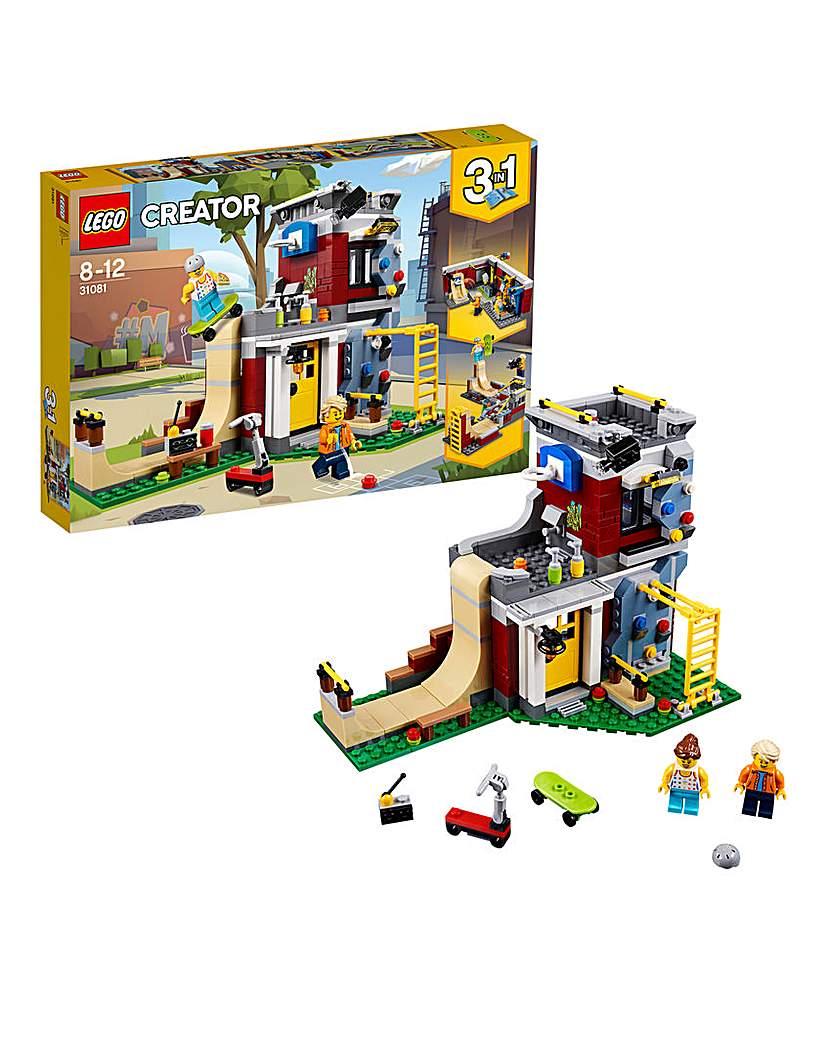 Image of LEGO Creator Modular Skate House
