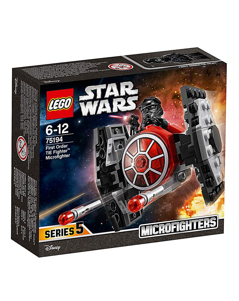 Image of LEGO Star Wars TIE Fighter Microfighter