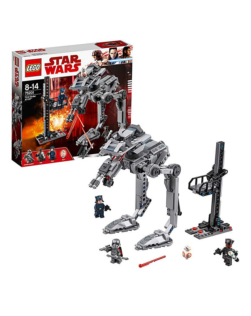 Image of LEGO Star Wars First Order AT-ST