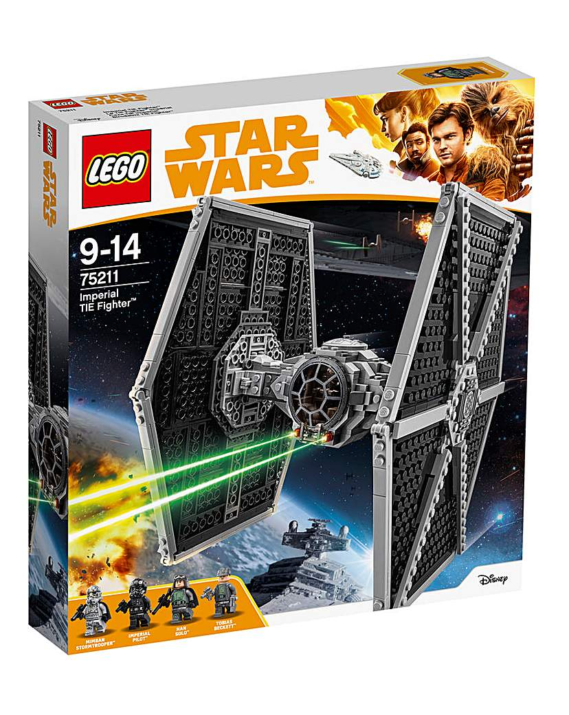 Image of LEGO Star Wars Han Solo TIE Fighter