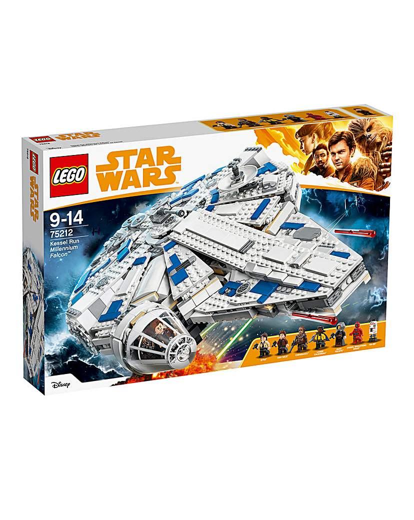 Image of LEGO Star Wars Millennium Falcon