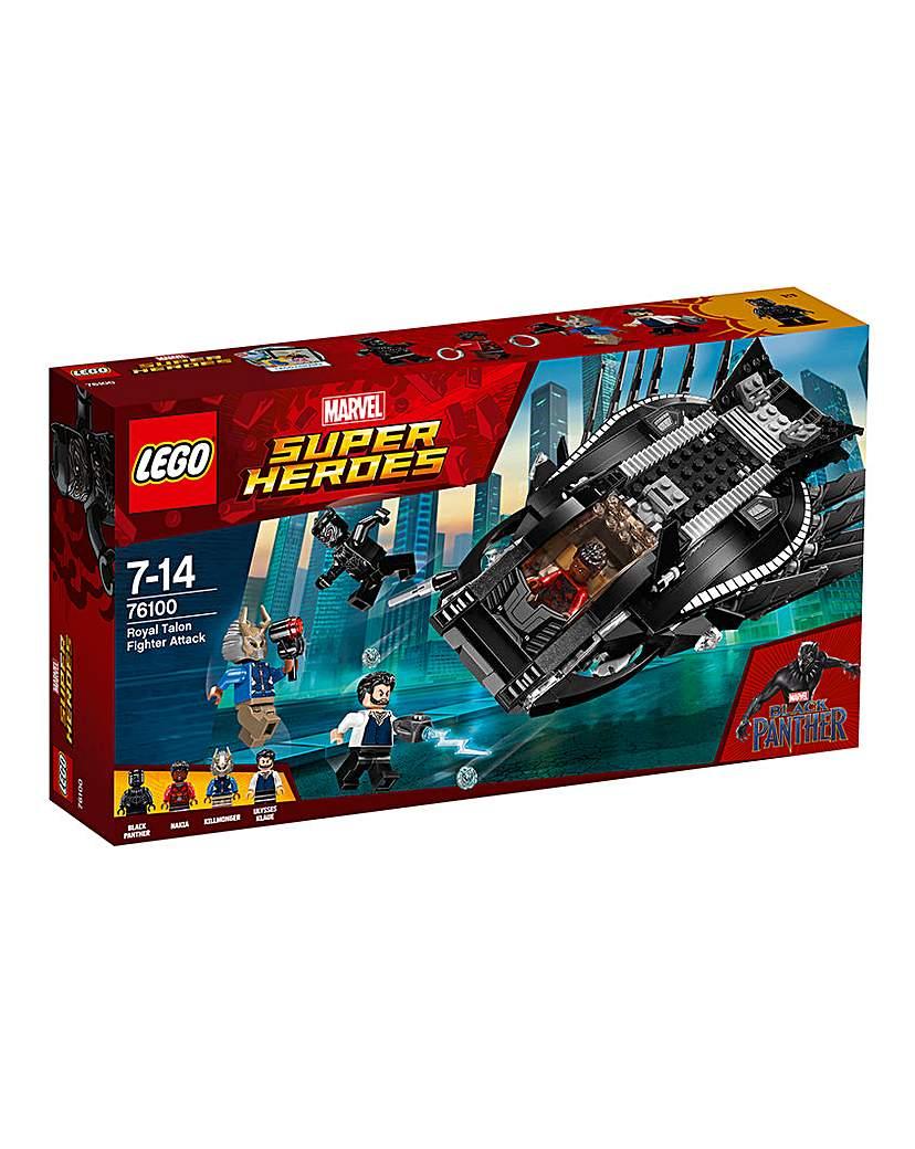 Image of LEGO Marvel Royal Talon Fighter Attack