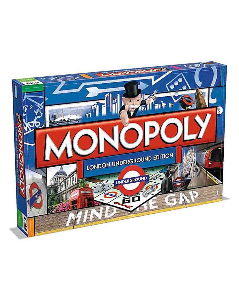 Image of Monopoly - London Underground
