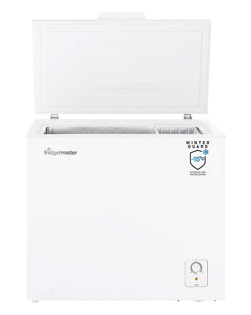 Fridgemaster 194ltr Chest Freezer