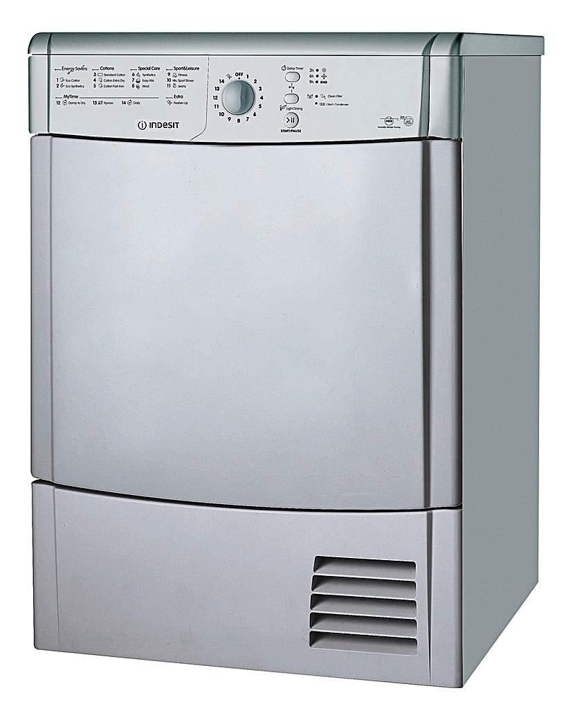Indesit IDCE8450BSH 8kg Dryer
