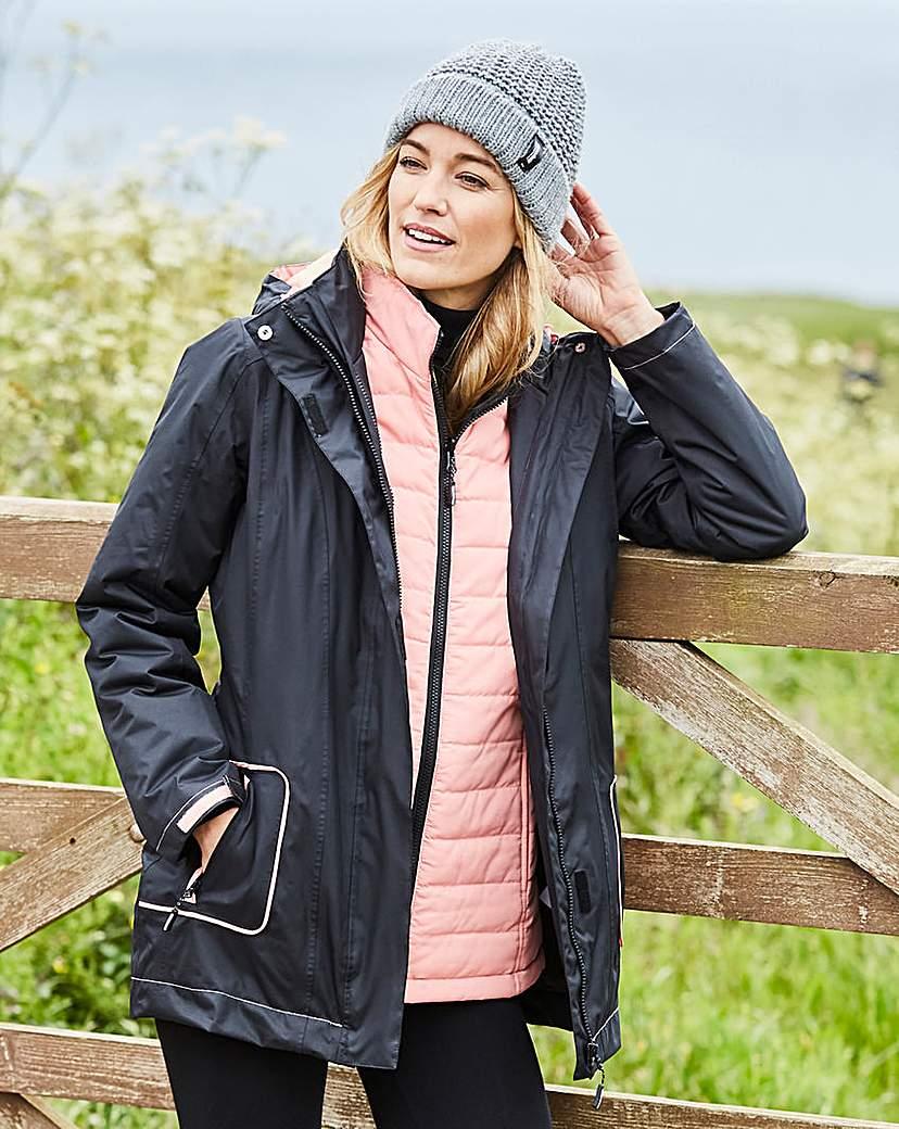 Snowdonia 4 in 1 Jacket