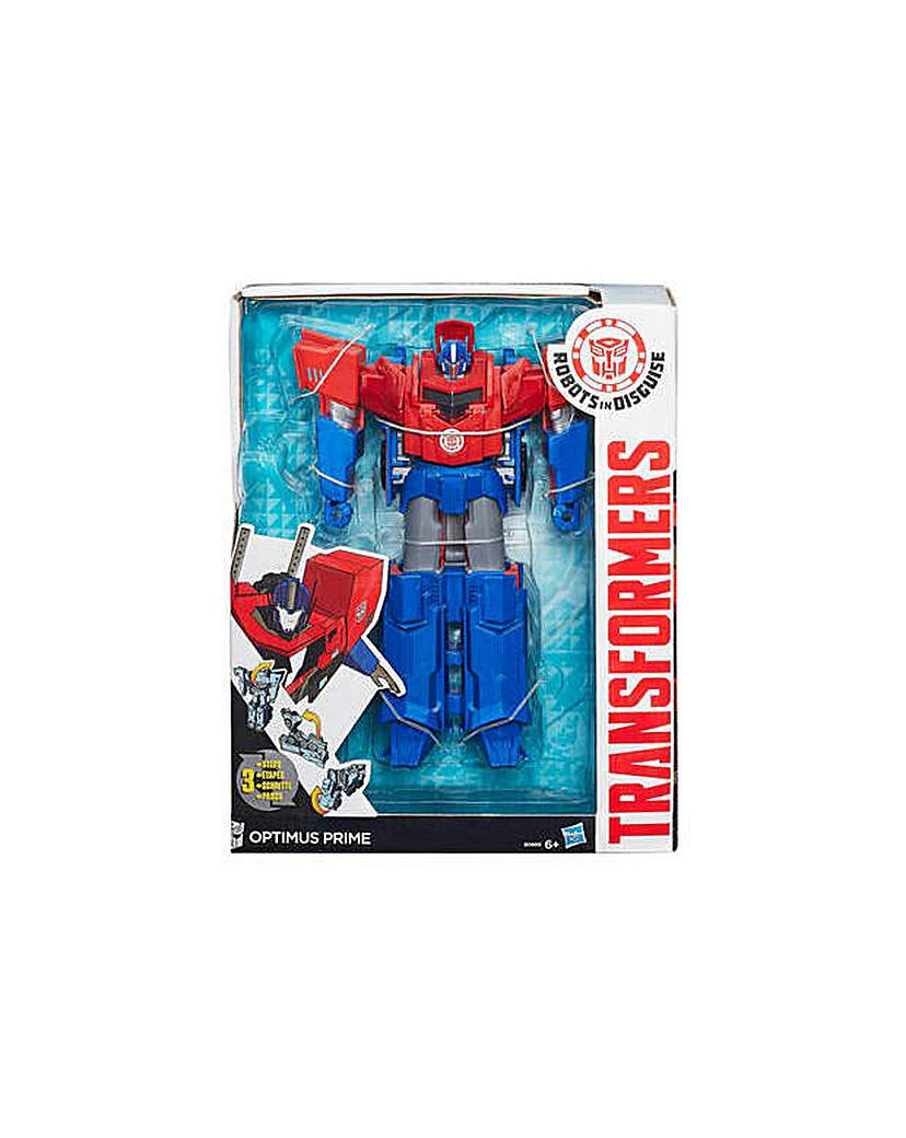 Image of Transformers Hyper Change Optimus Prime