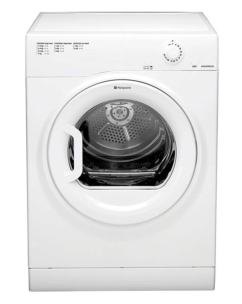 Hotpoint TVFM70BGP 7kg Dryer