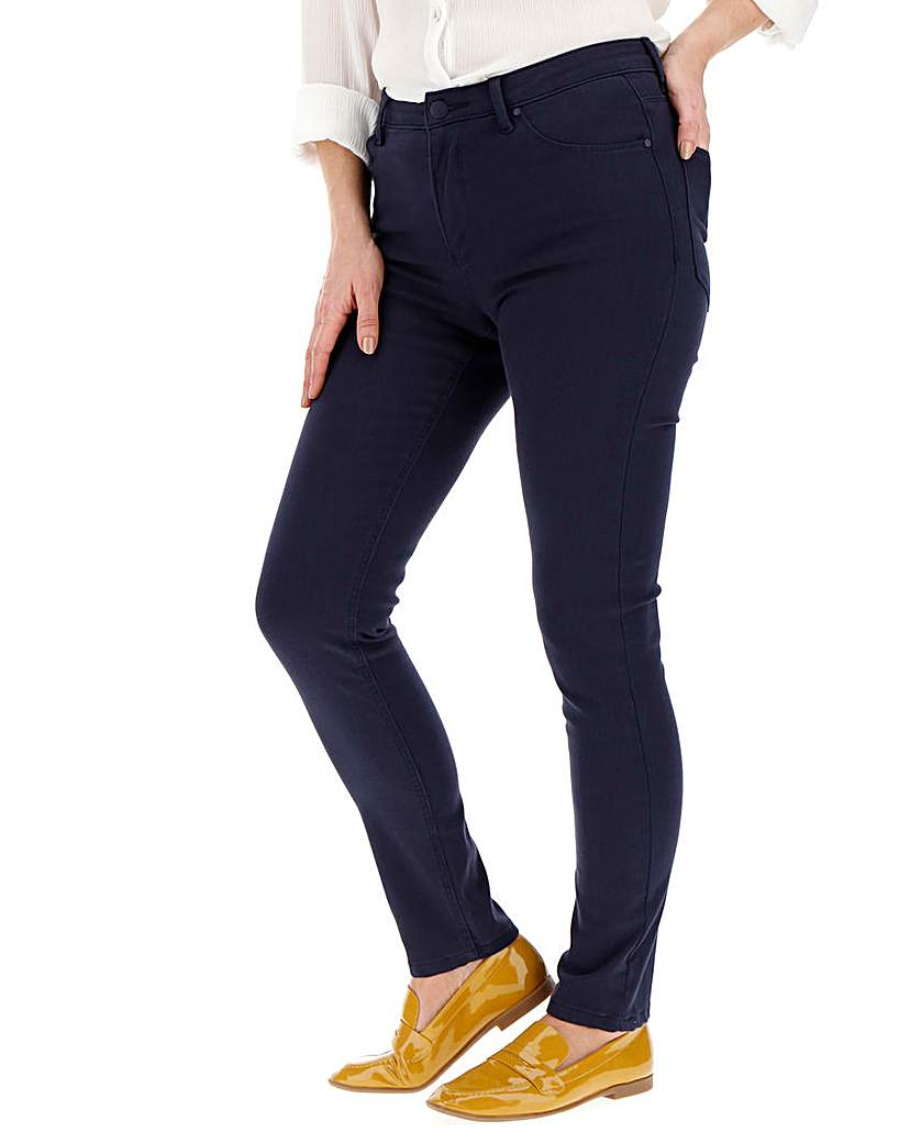 Navy Sadie Super Soft Slim Leg Jeans
