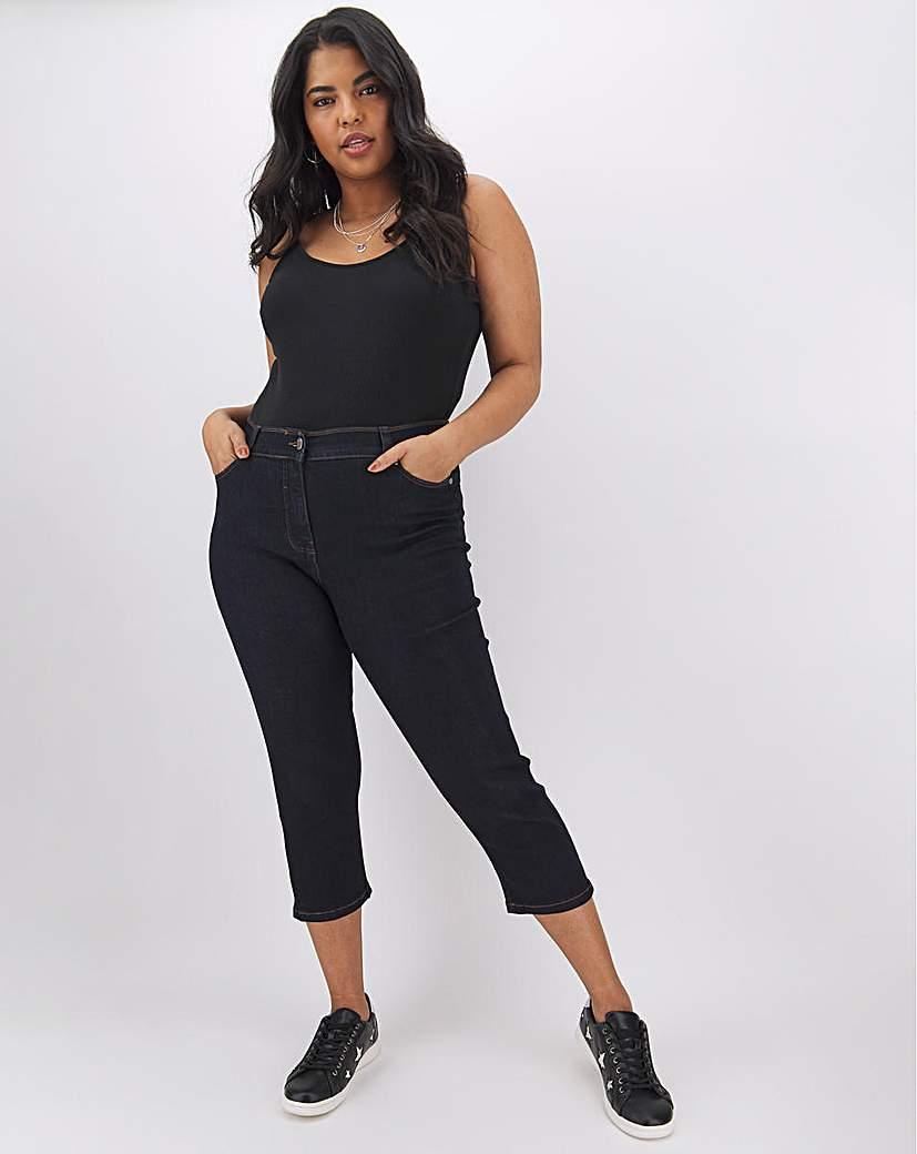 Capsule 24/7 Indigo Crop Jeans