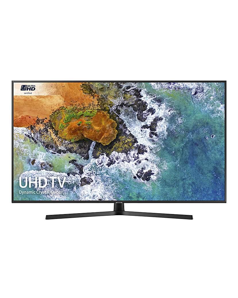 Samsung 43in 4K UHD Smart TV + Install