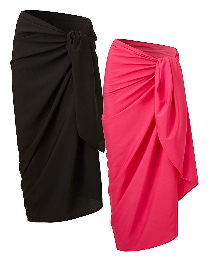 Basic 2 Pack Sarongs