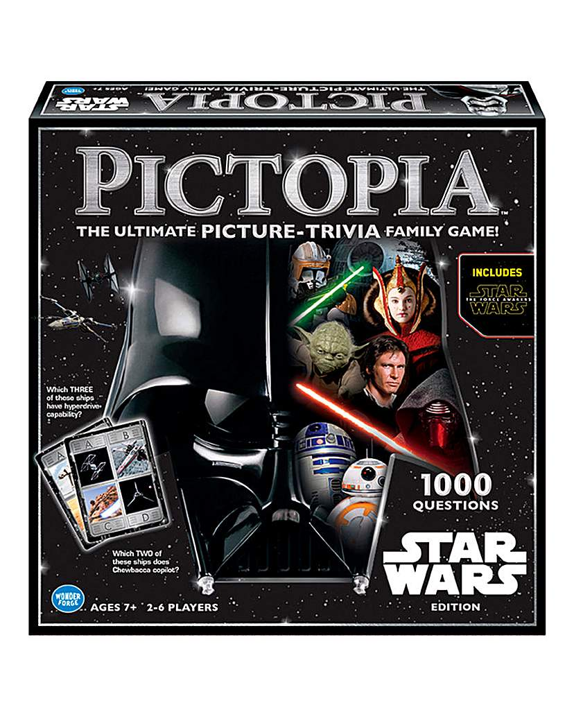 Image of Star Wars Pictopia