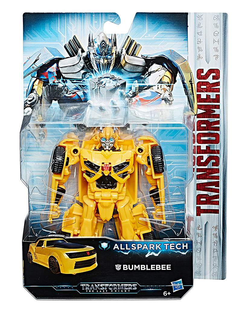 Image of Transformers 5 Power Cube Figures