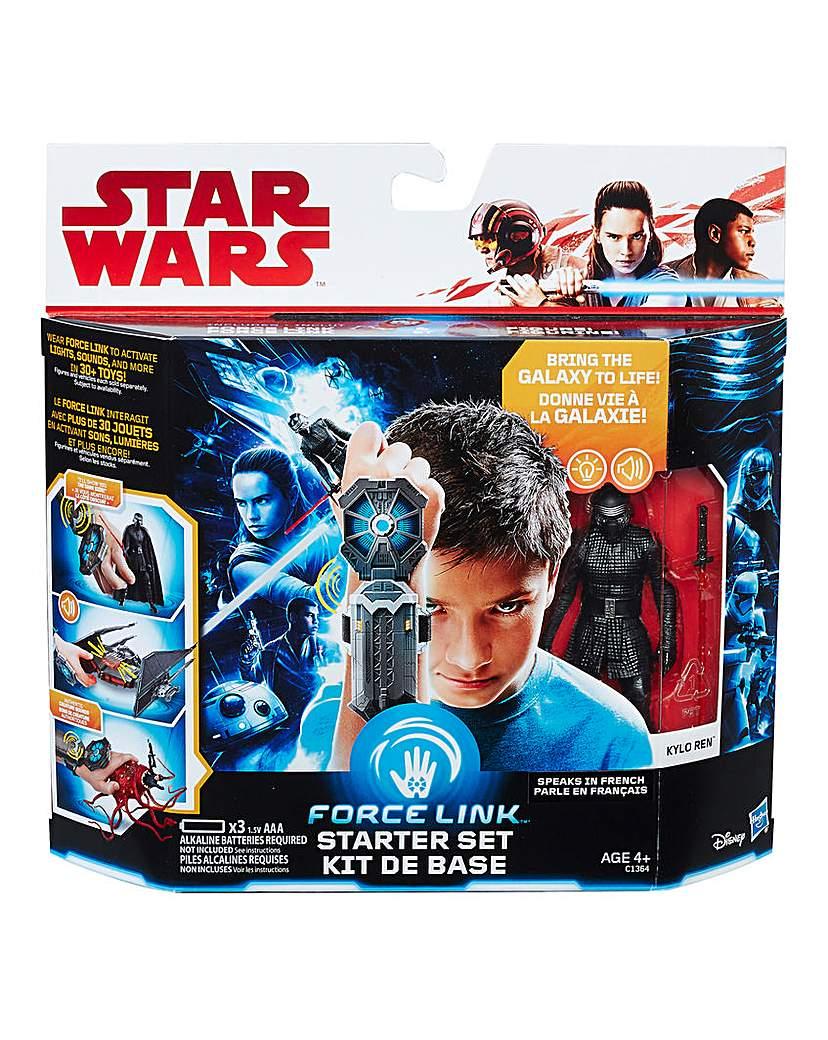 Image of Star Wars Force Link Starter Set