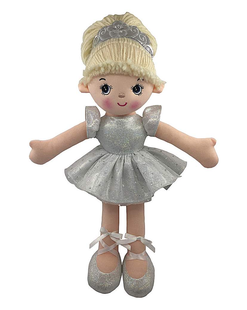 Image of 35cm Rag Doll Ballerina