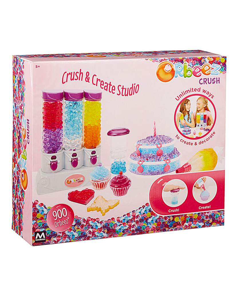 Image of Orbeez Crush and Create Studio