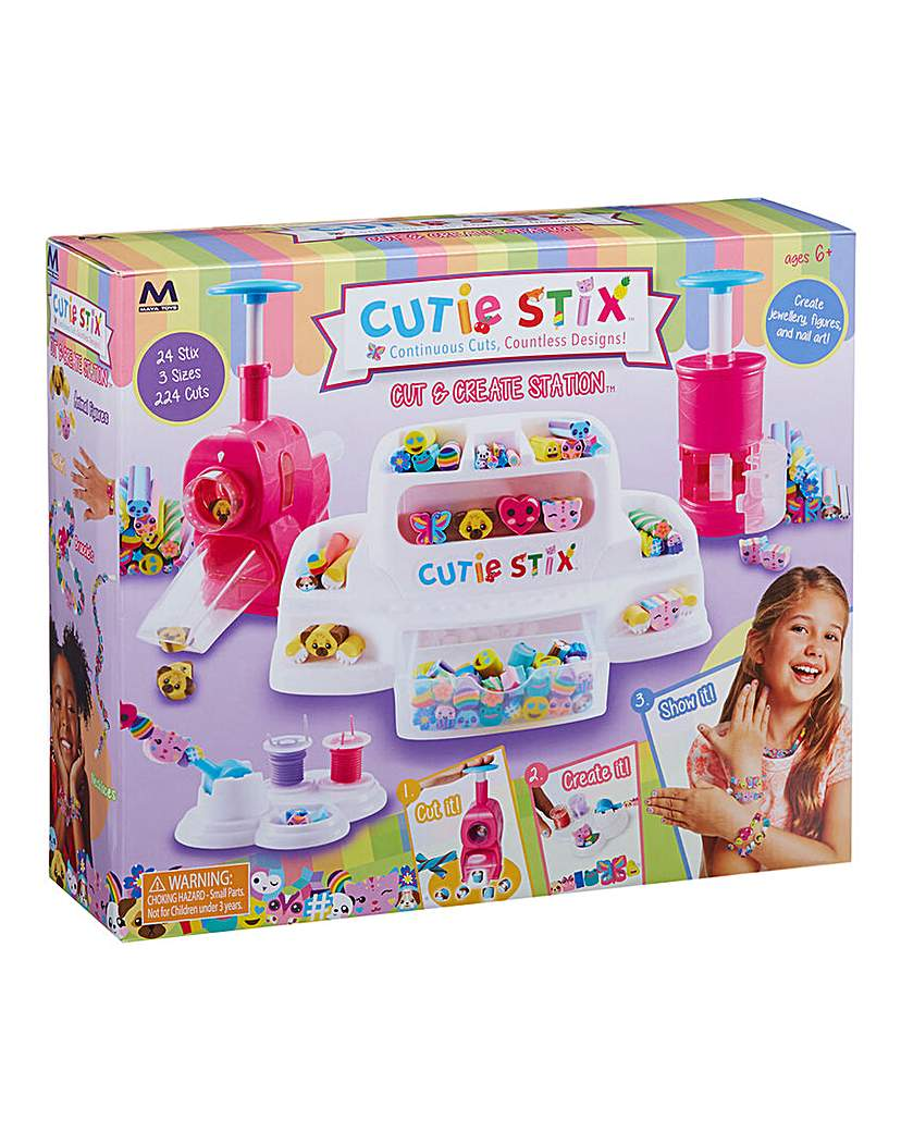 Image of Cutie Stix Cut & Create Station