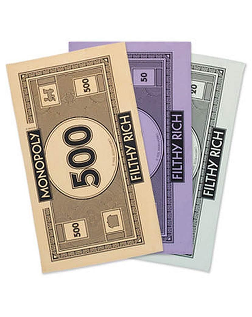 Monopoly Money (3 pack) Tea Towels