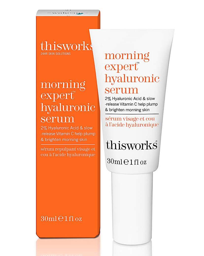 This Works Morning Expert Serum