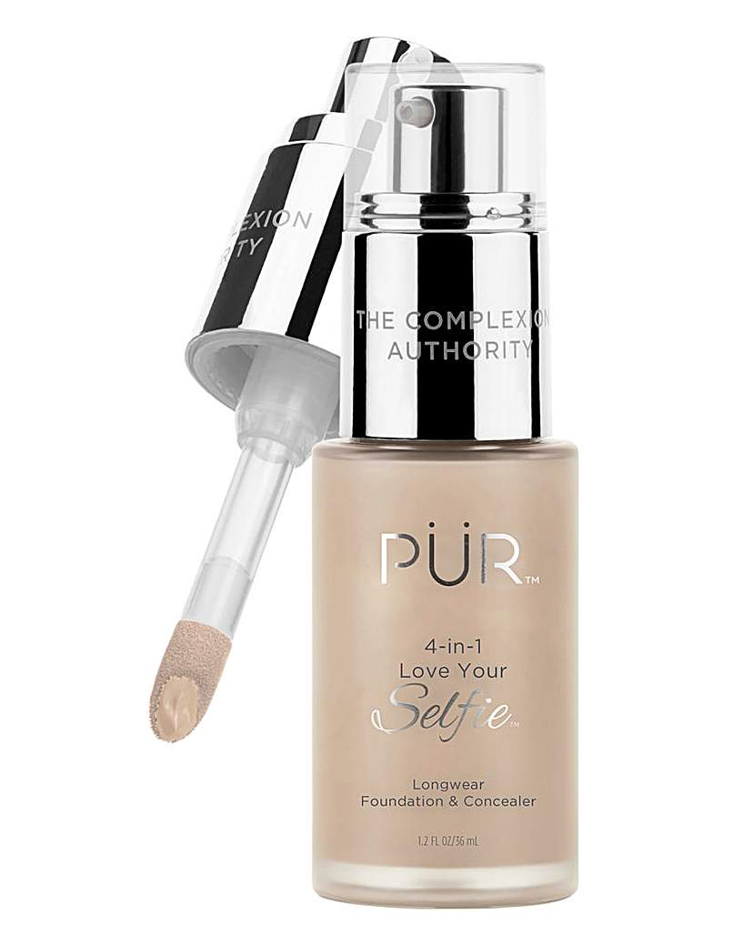 Pur Pur Love Your Selfie Foundation MN5